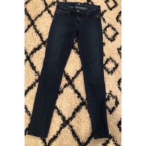 Women's 7 For All Mankind Jeans - size 26